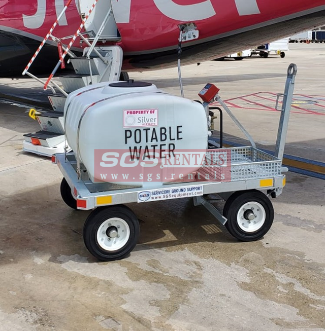Potable Water Cart