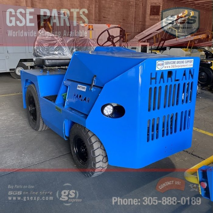 Baggage Tractors