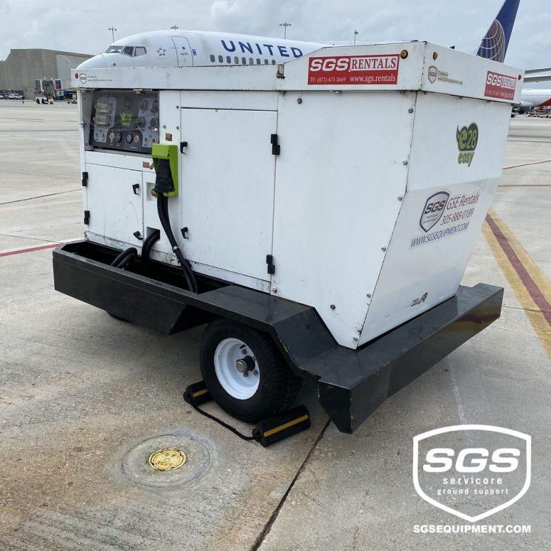 E28 Ground Power Unit SR0001