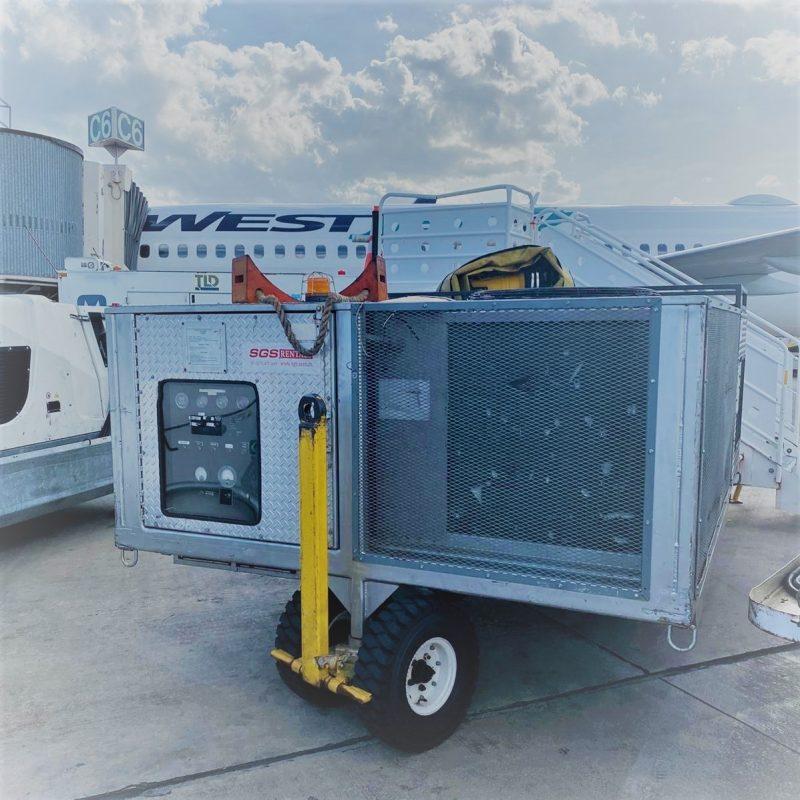 20 TON Air Conditioning Unit
